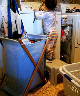 The Key to Enjoying the Laundry