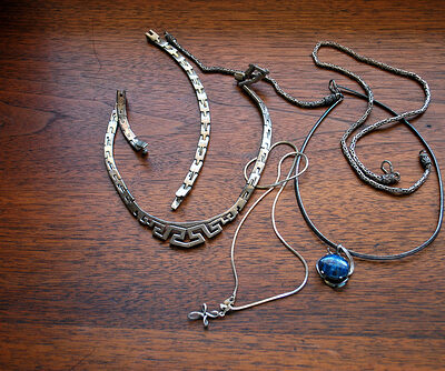 A Non Toxic Way to Polish Silver Jewelry