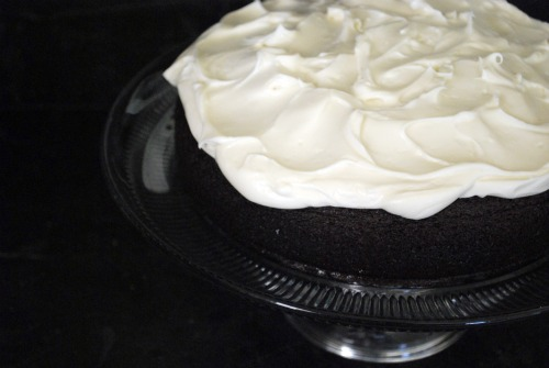Nigella Lawson's Chocolate Guinness Cake : Pancakes and French Fries