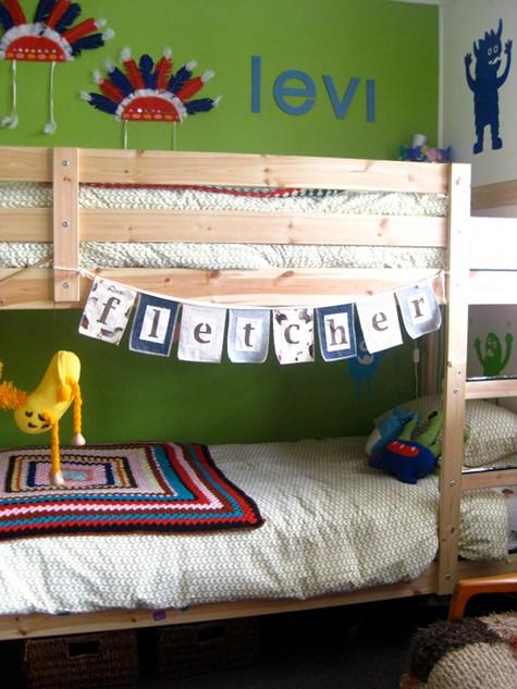 Ikea mydal bunk bed http pancakesandfrenchfries com 2011 03 bunk