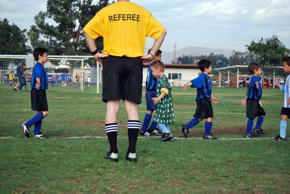 soccer team parent