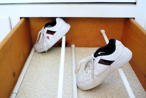 How To Make A Shoe Cabinet