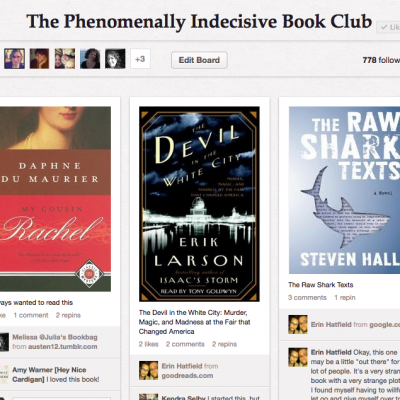 The PIBC: What to Read Over the Summer