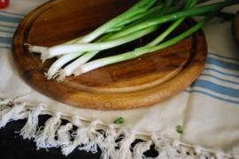 Texas Caviar, Green Onions I