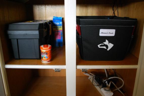 Fish Cabinet, 10