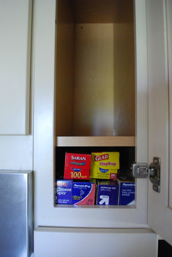 skinny kitchen cabinet. You  Day 9 Organize Tall and Skinny Kitchen Cabinets