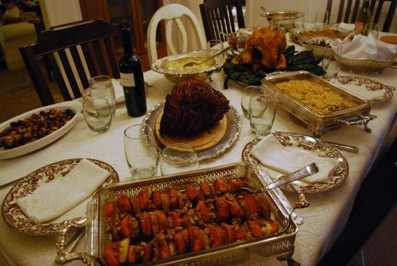 Thanksgiving 2012, 1