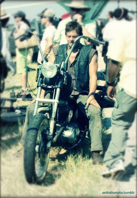 Dixon Motorcycle