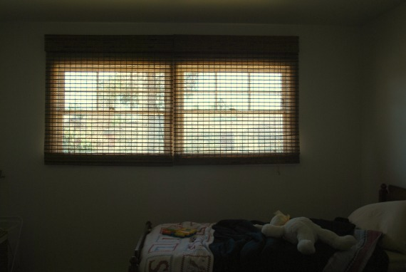 Boys Room Shades, 1