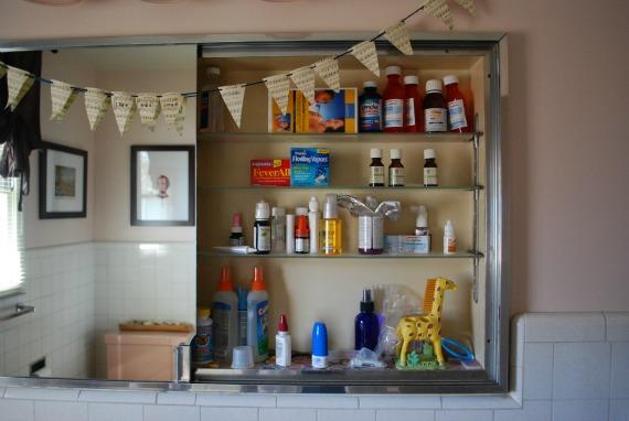 Medicine Cabinet, 2