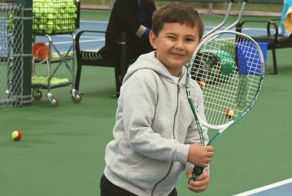 Nico, Tennis