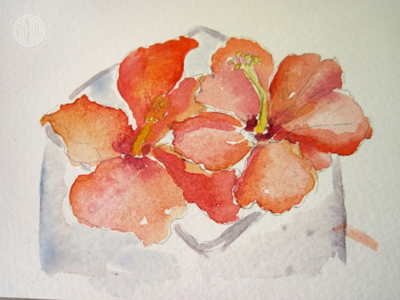 watercolor, 1