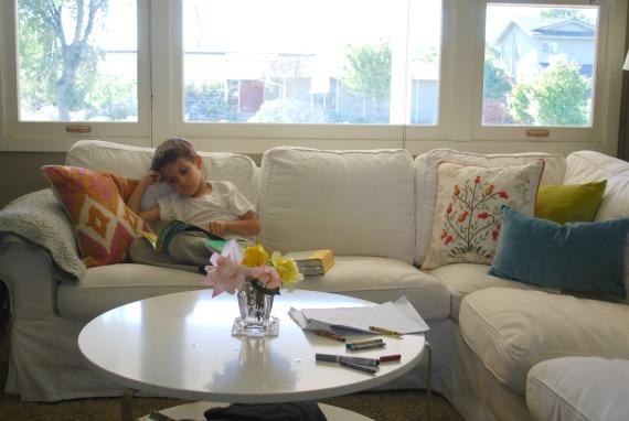 Family Room Pillows, 2