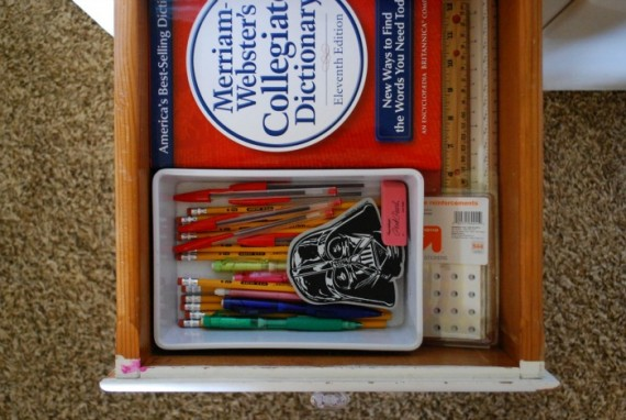 Homework Drawers Redo, 5