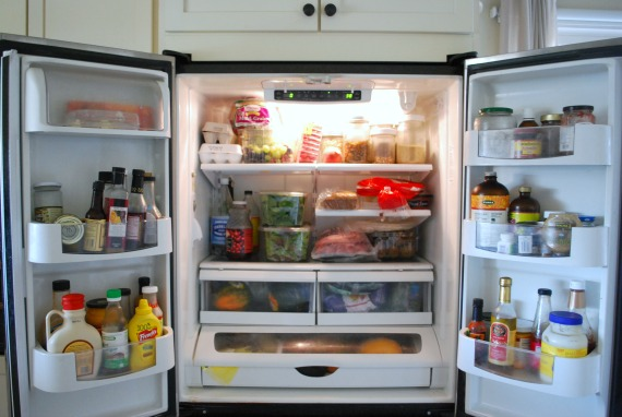 Clean Fridge, 1