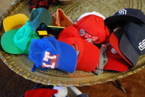 Hats, 3