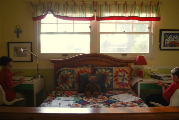 Homework Bedroom, 1