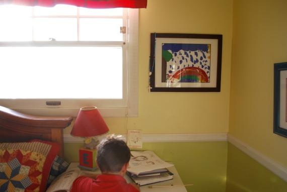 Homework Bedroom, 2