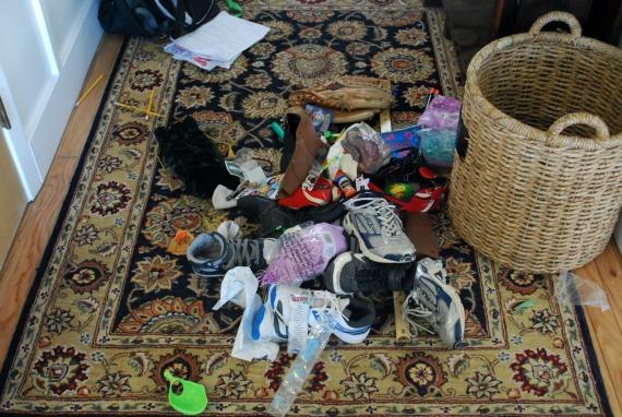 Shoe Basket, 3