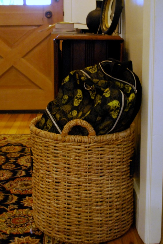 Shoe Basket, 4