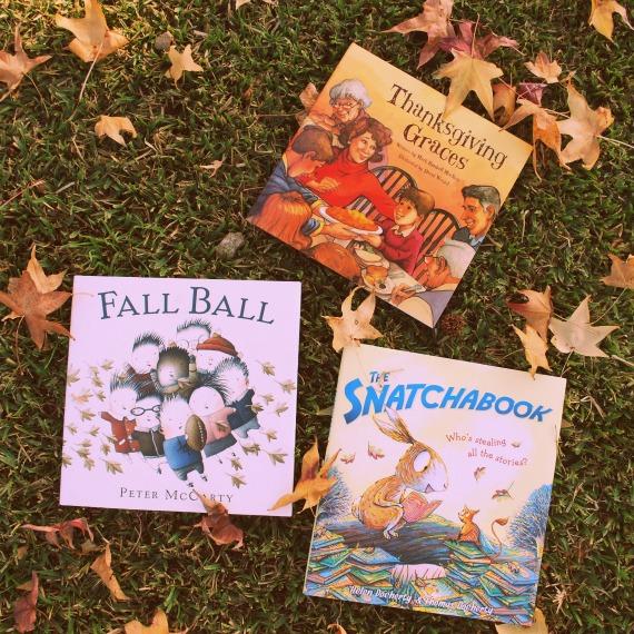 Fall Books, 1