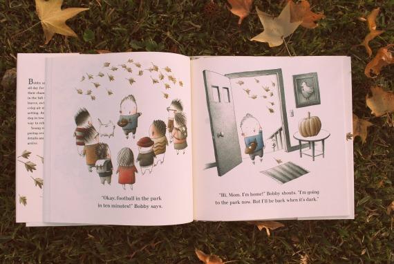 Fall Books, 2