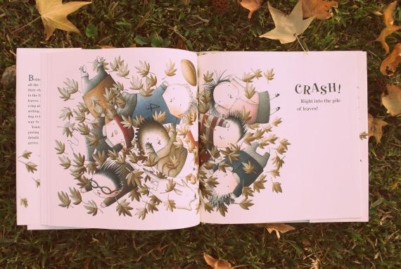 Fall Books, 3