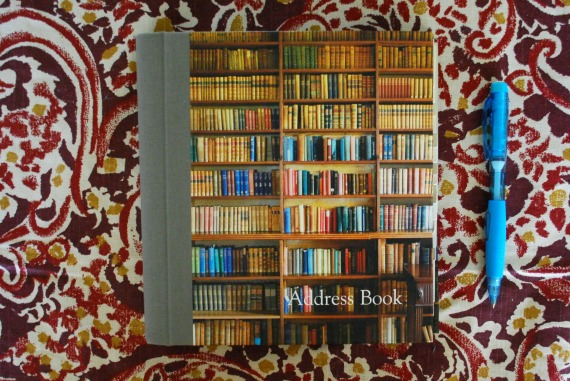 The William Morris Project: Update Address Book