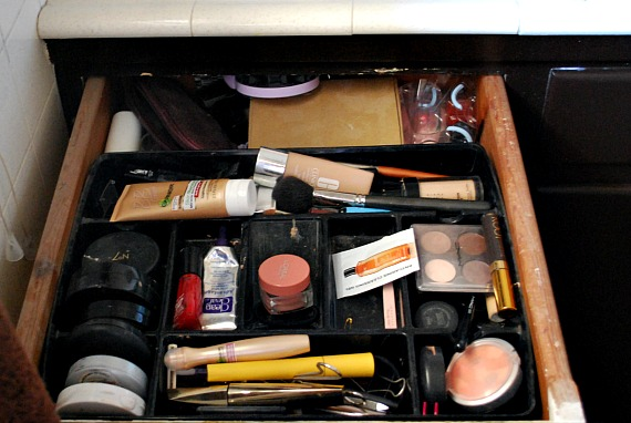 Makeup Drawer, 1