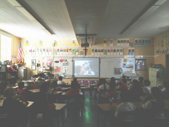 Movie Adaptation Club for 1st graders