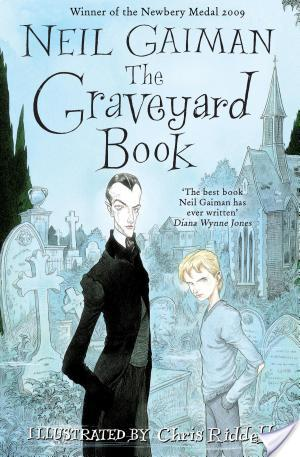 Newbery Challenge | The Graveyard Book (2009)