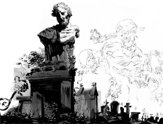 Graveyard Book, 2