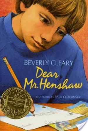 Newbery Challenge | Dear Mr. Henshaw (1984)