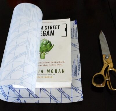 How to Wrap Books and Protect Your Paperbacks