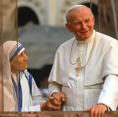 This is Not Mother Teresa
