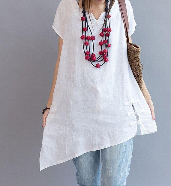MaLieb Linen Tunic