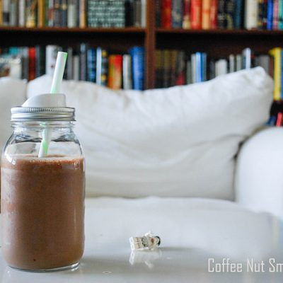 Coffee Nut Smoothie