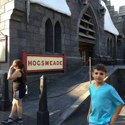 The Wizarding World of Harry Potter | Universal Studios, Hollywood