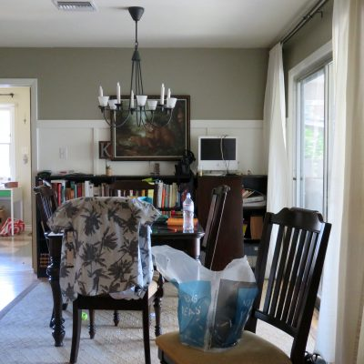 The Dining Room and the Kitchen Hook