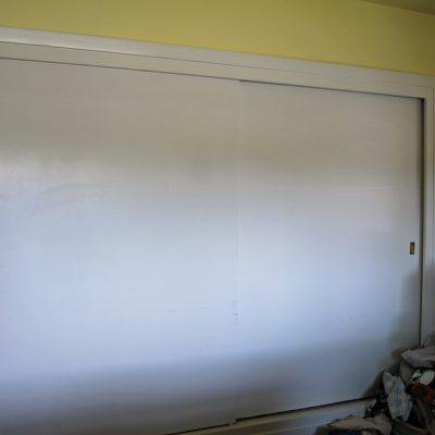 The Guest Bedroom Closet