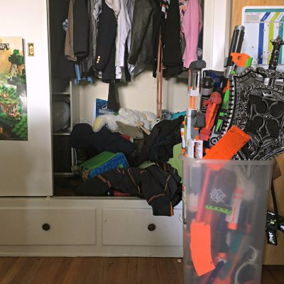 The Closets (and so much more)