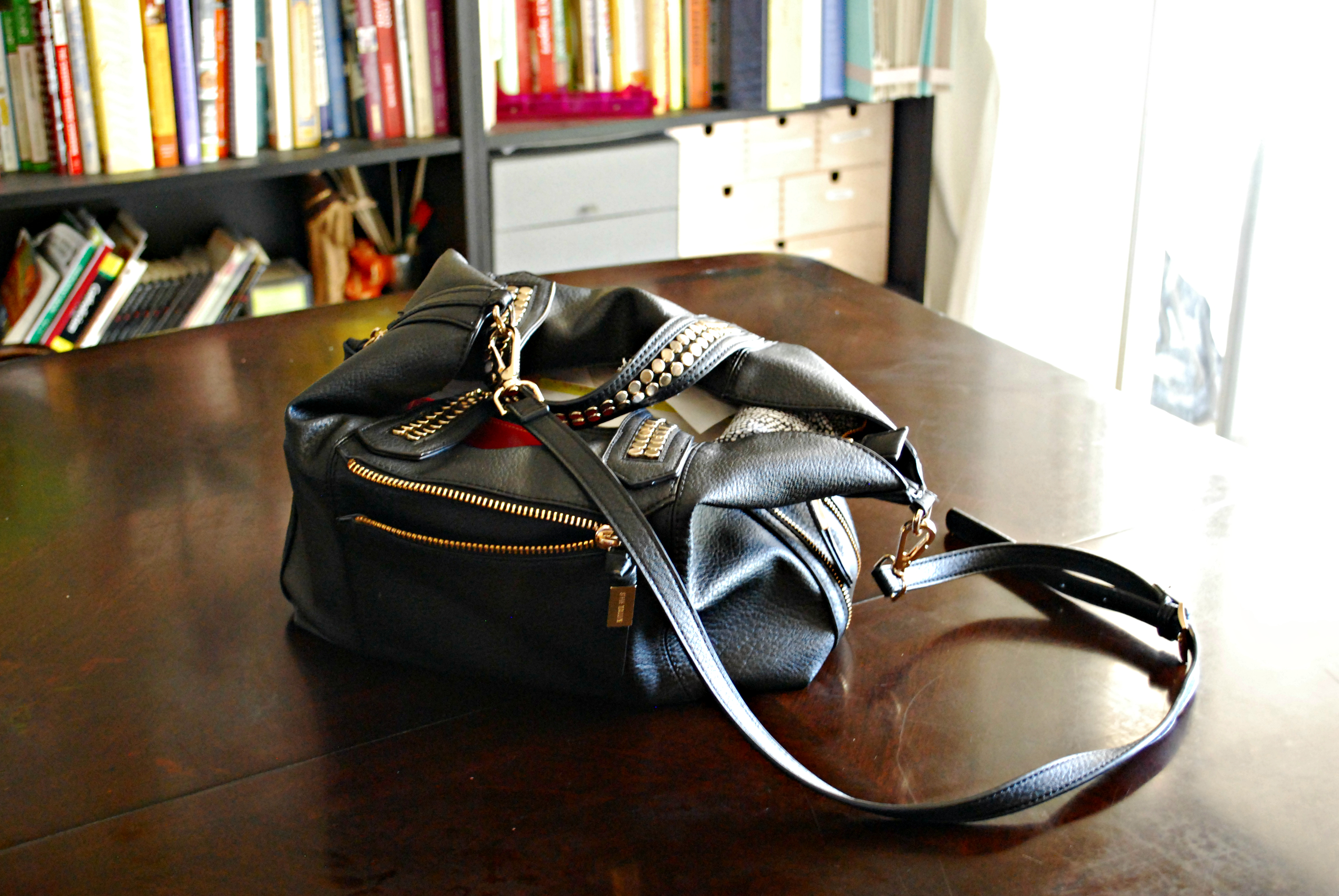 The Average Handbag Weighs 67 Pounds